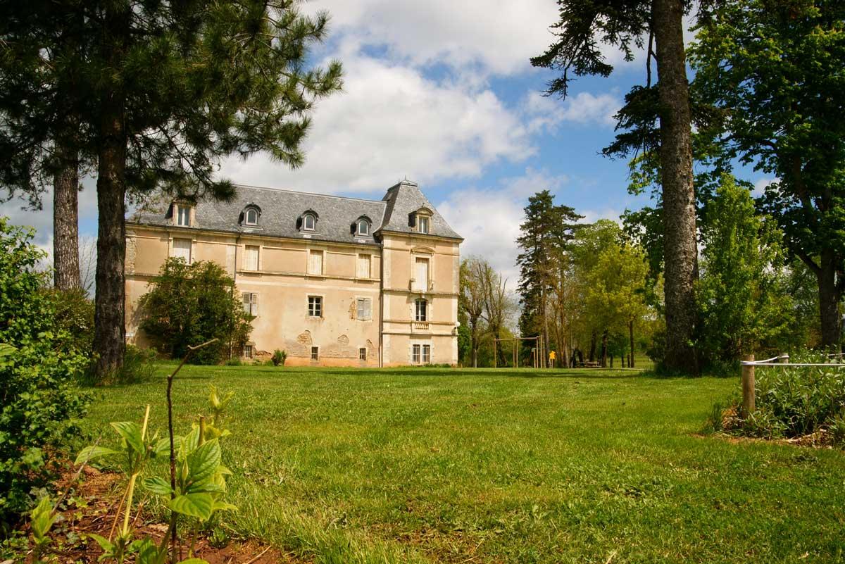 Chateau de Combelles